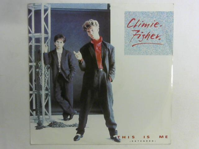This Is Me 12in Single By Climie Fisher