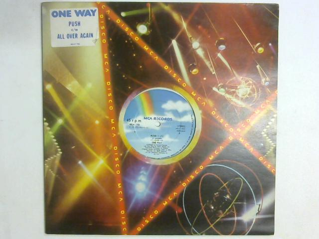 Push 12in Single By One Way