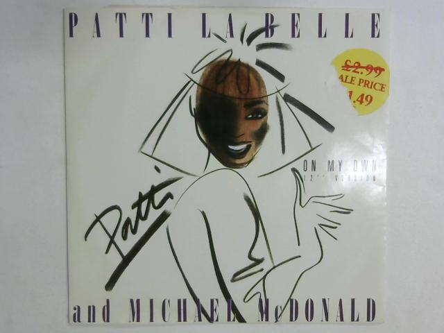 """On My Own (12"""" Version) 12in By Patti LaBelle"""