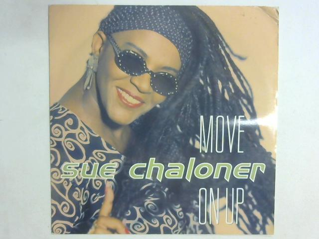 Move On Up 12in Single By Sue Chaloner