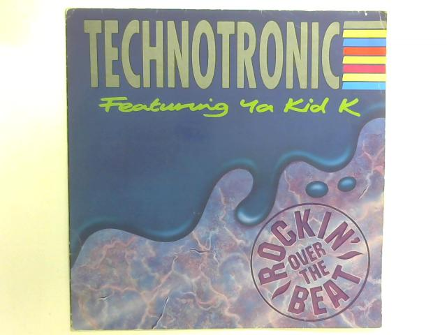 Rockin' Over The Beat 12in By Technotronic