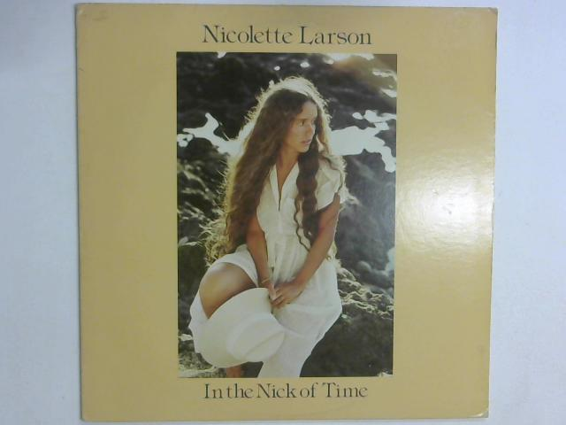 In The Nick Of Time LP By Nicolette Larson