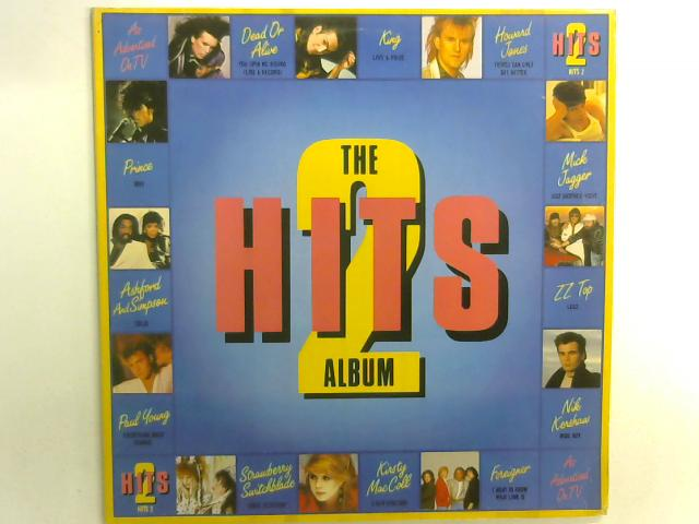 Hits 2 The Album 2x LP By Various