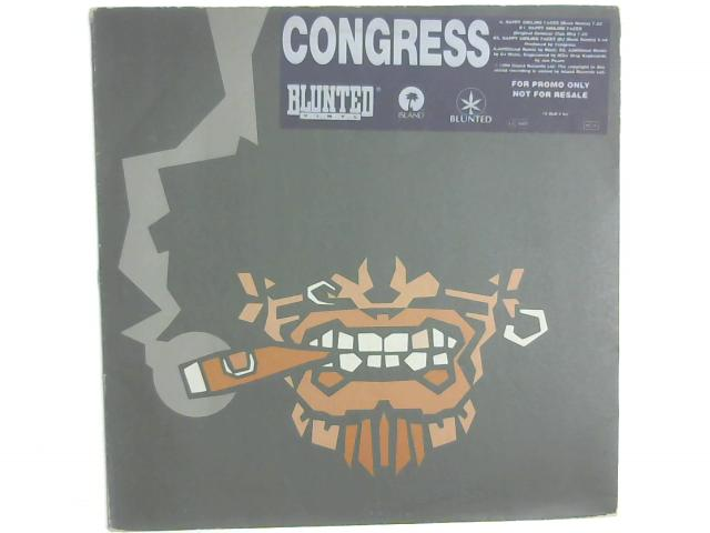 Happy Smiling Faces 12in promo By Congress