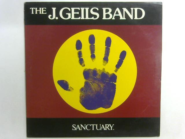 Sanctuary LP By The J. Geils Band