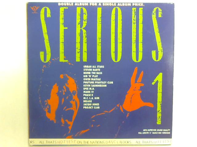 Serious 1 2x LP By Various