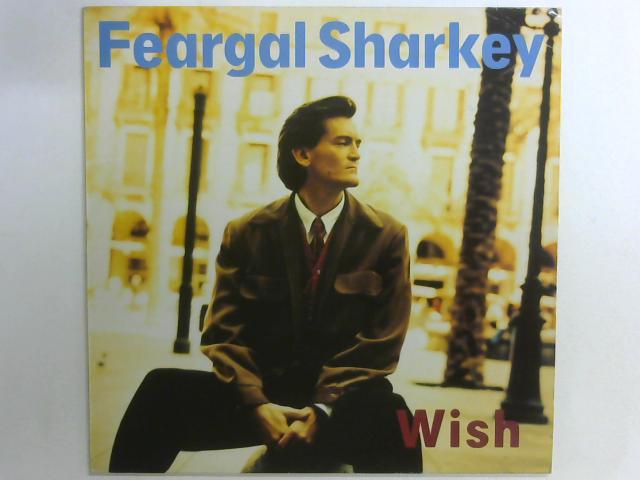Wish LP By Feargal Sharkey