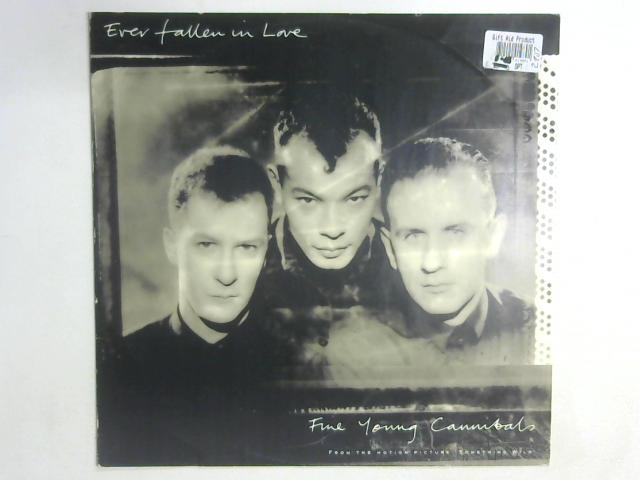 Ever Fallen In Love 12in By Fine Young Cannibals