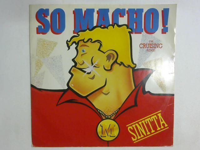 So Macho! 12in Single By Sinitta