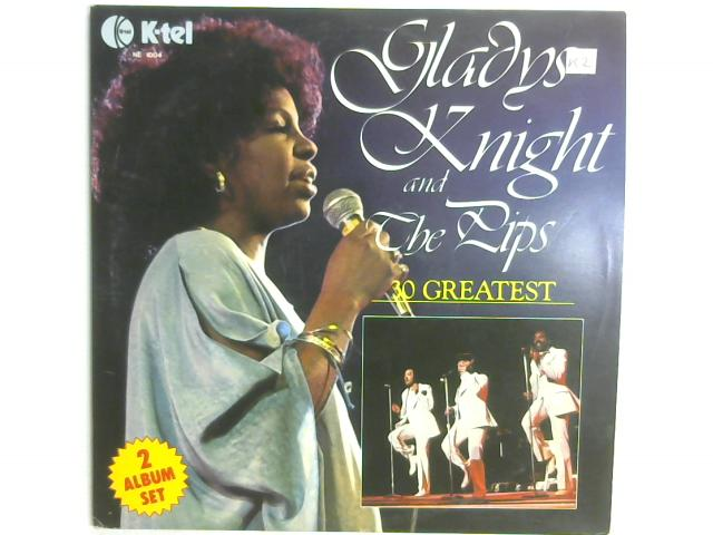 30 Greatest 2x LP By Gladys Knight And The Pips