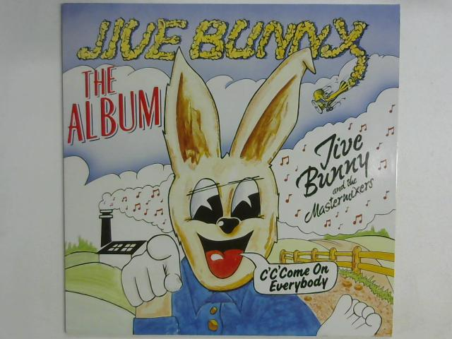 Jive Bunny - The Album LP By Jive Bunny And The Mastermixers