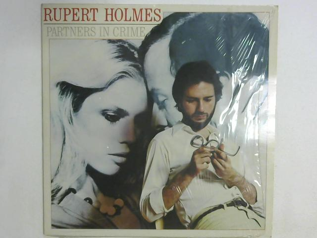 Partners In Crime LP By Rupert Holmes