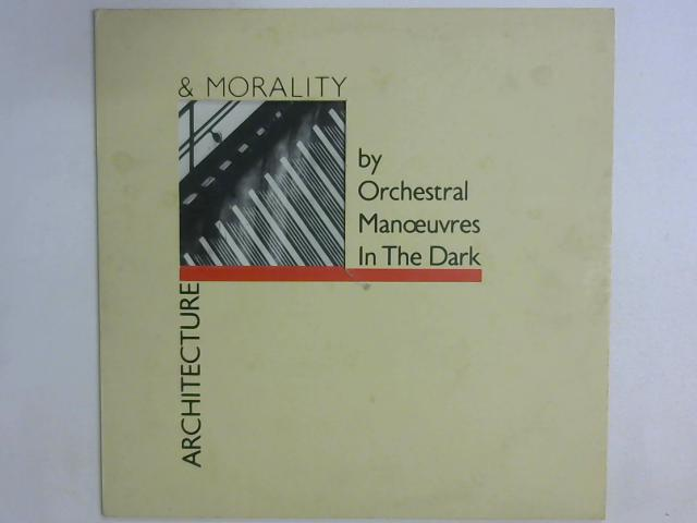 Architecture & Morality LP By Orchestral Manoeuvres In The Dark
