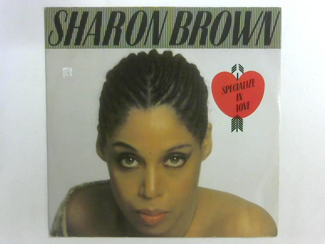 I Specialize In Love 12in By Sharon Brown