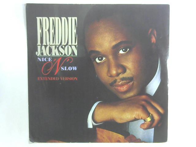 Nice 'N' Slow (Extended Version) 12in By Freddie Jackson