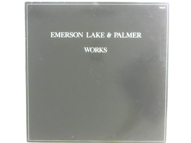 Works (Volume 1) 2x LP By Emerson, Lake & Palmer