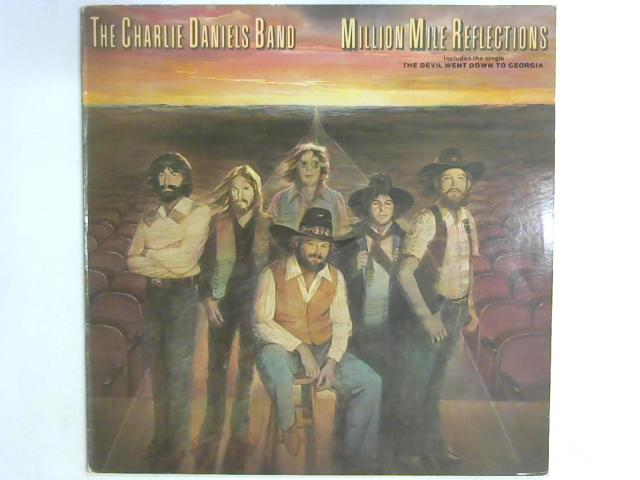 Million Mile Reflections LP By The Charlie Daniels Bande Charlie Daniels Band - 1979)