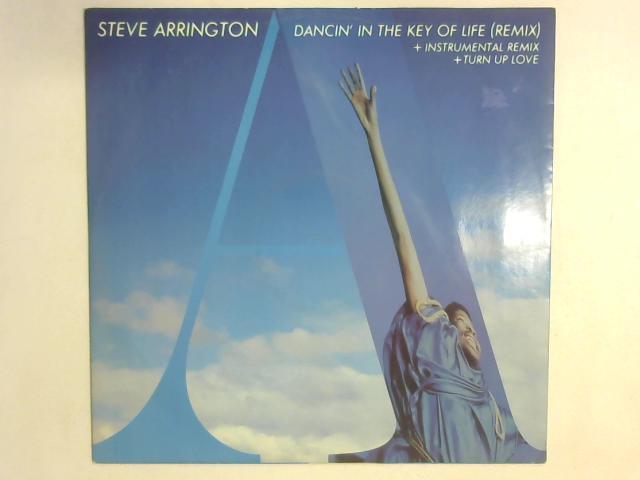 Dancin' In The Key Of Life (Remix) 12in By Steve Arrington