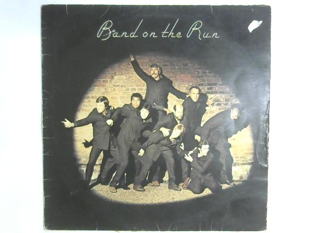 Band On The Run LP By Wings