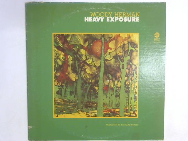 Heavy Exposure LP By Woody Herman