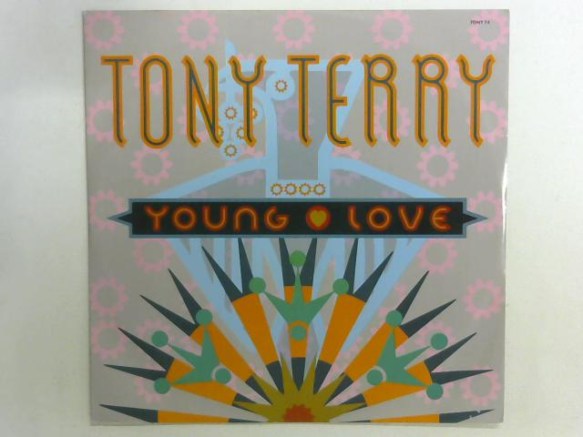 Young Love 12in Single By Tony Terry
