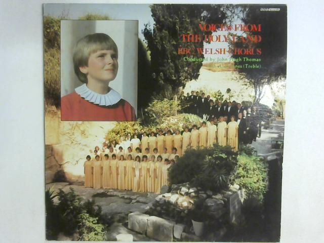 Voices From The Holy Land LP By BBC Welsh Chorus