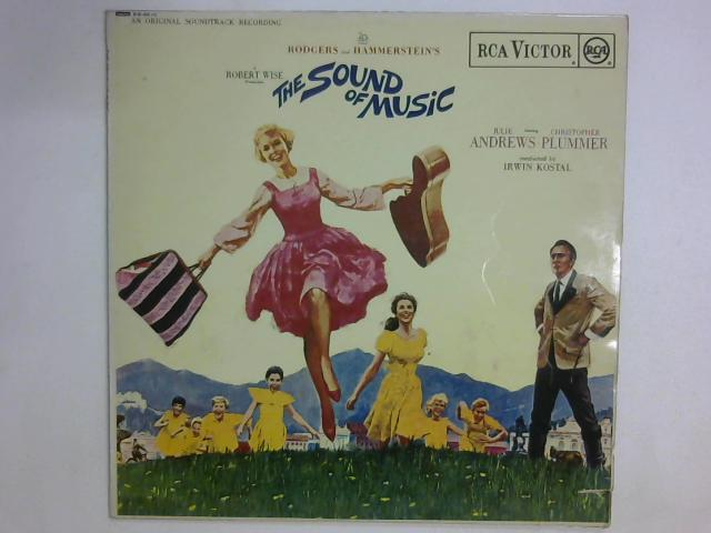 The Sound Of Music (An Original Soundtrack Recording) LP mono By Rodgers & Hammerstein