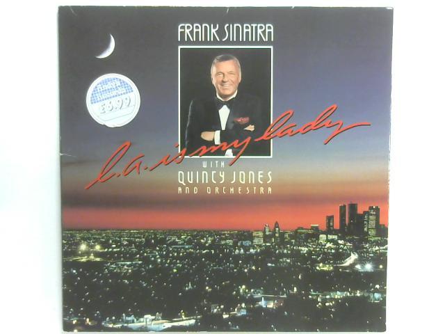 L.A. Is My Lady LP By Frank Sinatra