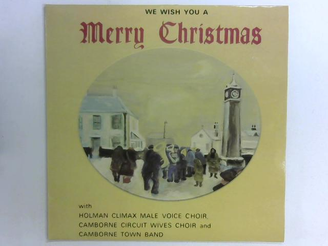 We Wish You A Merry Christmas LP By Various