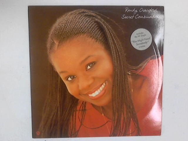 Secret Combination LP By Randy Crawford