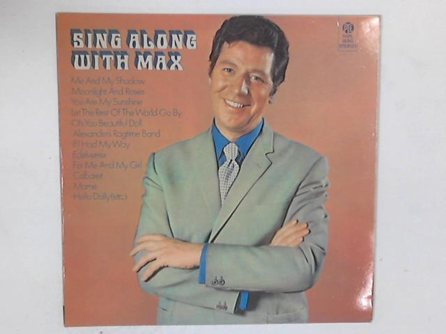 Sing Along With Max LP By Max Bygraves