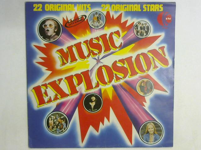 Music Explosion LP By Various