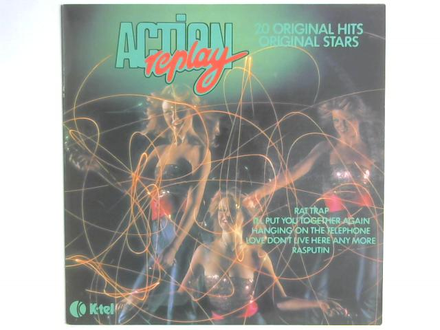 Action Replay LP By Various