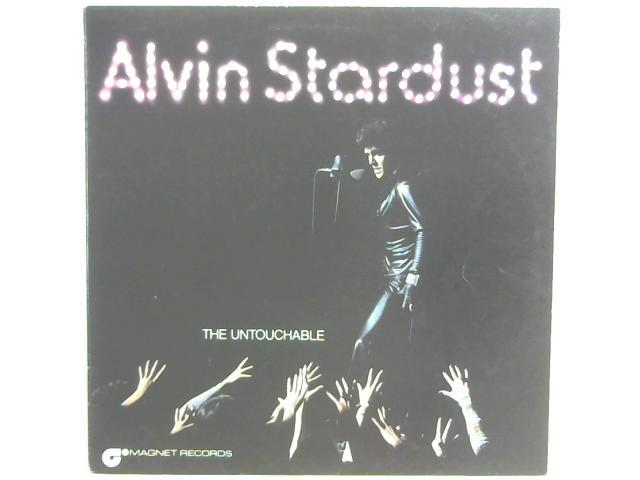 The Untouchable LP By Alvin Stardust