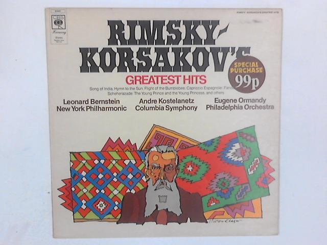 Greatest Hits LP COMP By Nikolai Rimsky-Korsakov