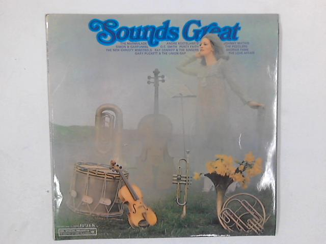 Sounds Great LP By Various