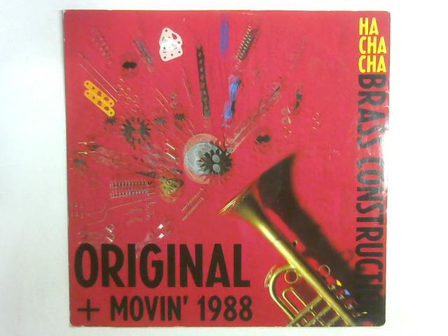 Ha Cha Cha (Original) and Movin 12in By Brass Construction