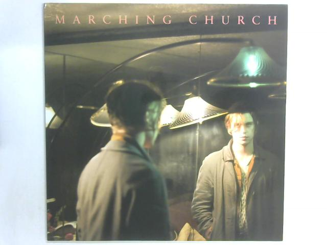 This World Is Not Enough LP By Marching Church