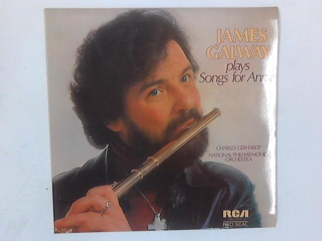 James Galway Plays Songs For Annie LP By James Galway