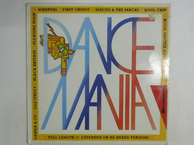 Dance Mania Volume 1 LP By Various