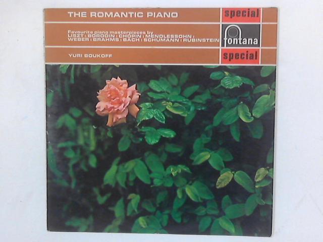 The Romantic Piano LP By Yuri Boukoff