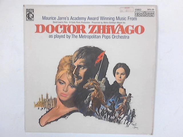 Doctor Zhivago LP By The Metropolitan POPS Orchestra