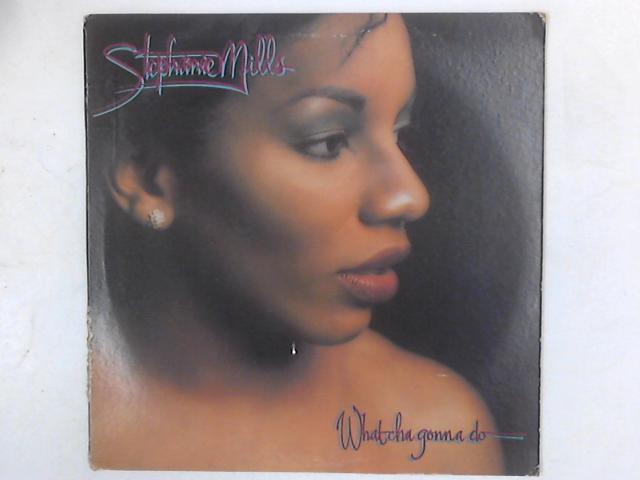 What Cha Gonna Do With My Lovin' LP By Stephanie Mills