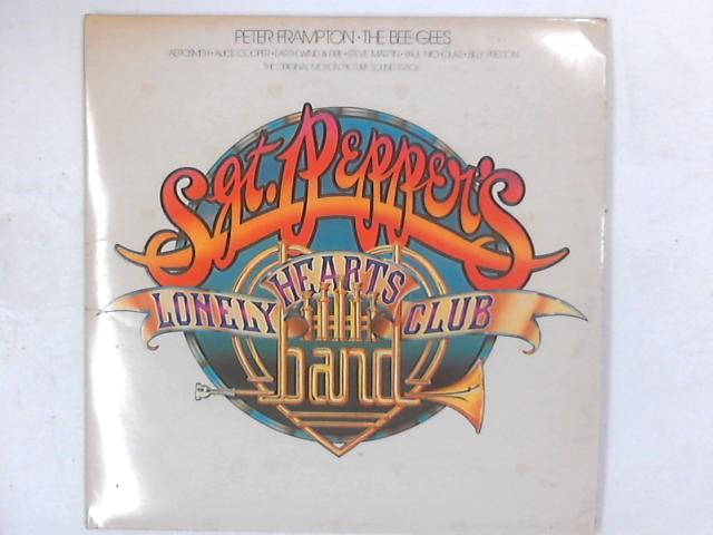 Sgt. Pepper's Lonely Hearts Club Band 2xLP GATEFOLD By Various