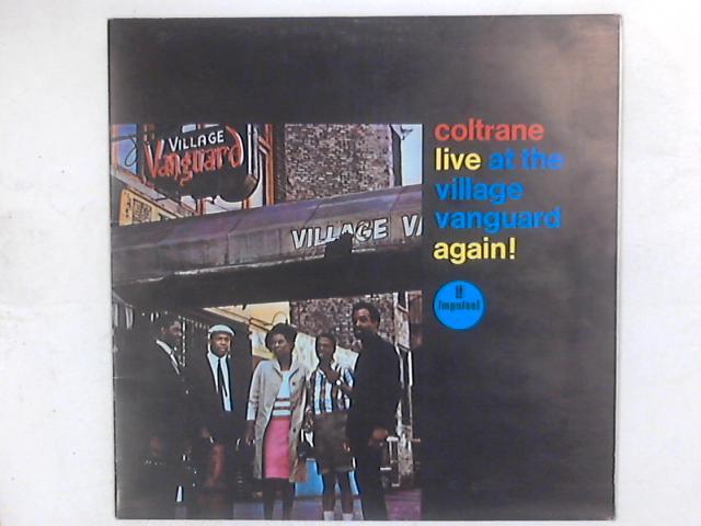 Live At The Village Vanguard Again! LP By John Coltrane