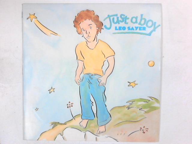 Just A Boy LP By Leo Sayer