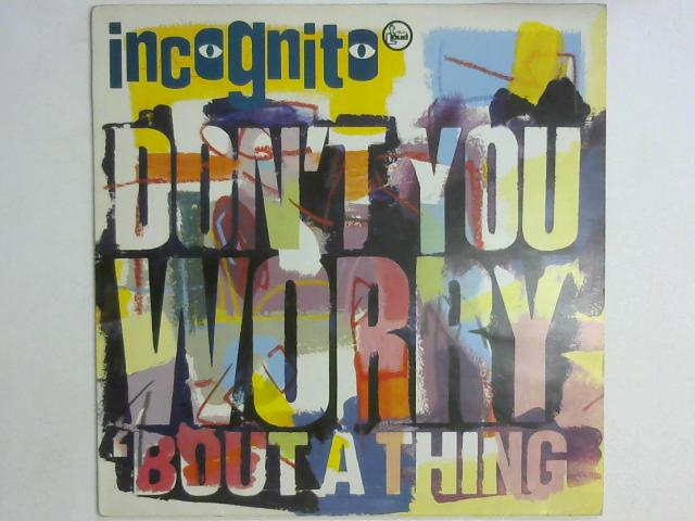 Don't You Worry 'Bout A Thing 12in By Incognito
