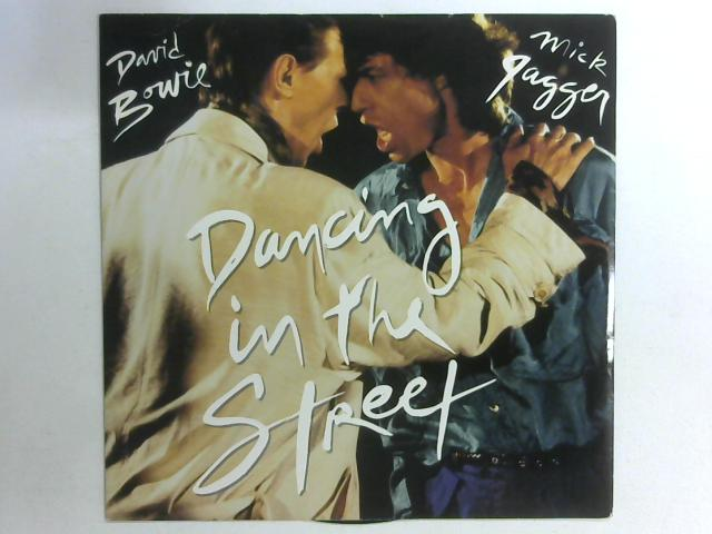 Dancing In The Street 12in Single By David Bowie