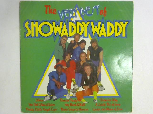 The Very Best Of Showaddywaddy Comp By Showaddywaddy