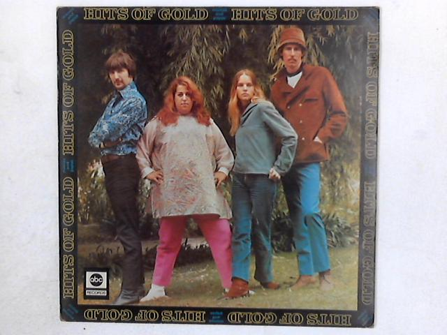 Hits Of Gold LP COMP By The Mamas & The Papas